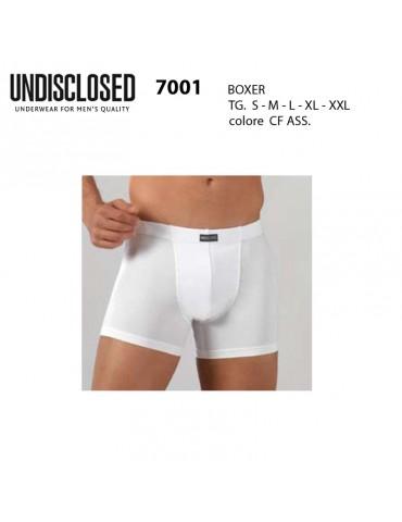 Boxer Undisclosed art.7001