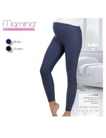 Leggings premaman Mamina...