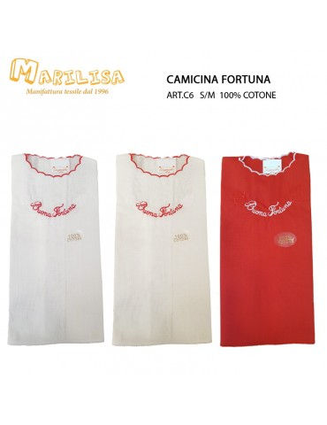 Camicina Fortuna Cotone...