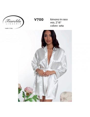 Kimono Fioreblu art. V700