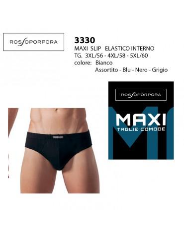 Maxi Slip Rossoporpora...