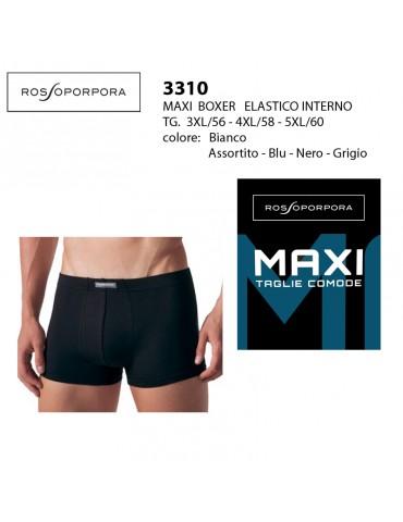 Maxi Boxer Rossoporpora...