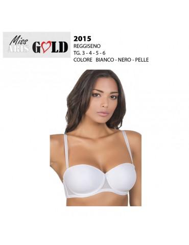 Reggiseno Miss Aris Gold...