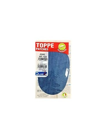 Toppe Jeans Termo art.1029
