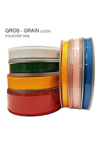 Gros Grain Lucido mm.15...