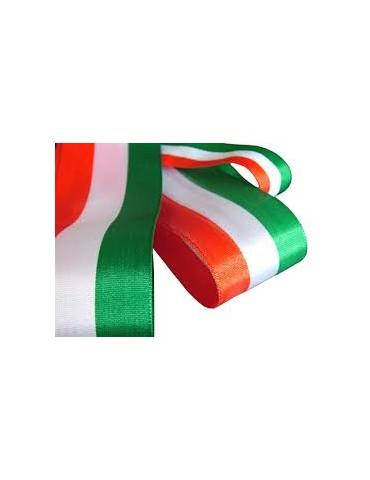 Nastro Nailon Tricolore...