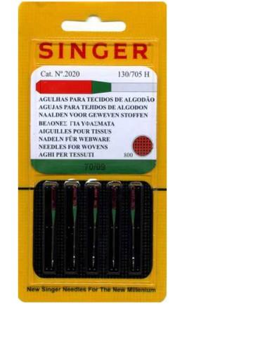 Aghi Macchina Singer 70/09...